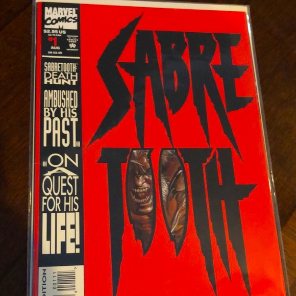 Sabre Tooth 1